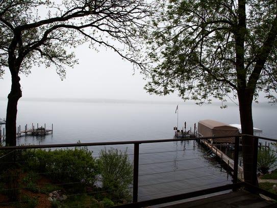 West Lake Okoboji has Terrace Park Beach. The lake