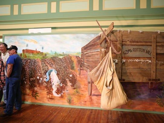 Bemis Heritage Days at the Bemis Mill Village Museum
