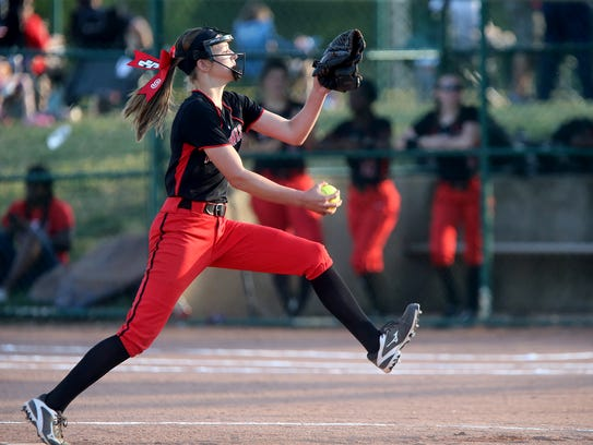 Stewarts Creek's Kendall Mills finished 20-11 with