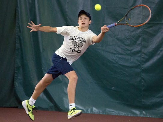 Dallastown's Holden Koons took the area by storm as