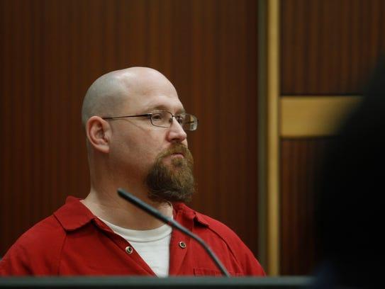 Accused killers Curtis Wayne Wright and Mark Sievers