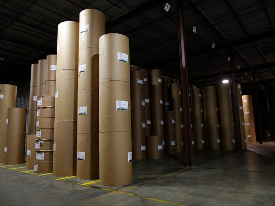 Inside the RGL State Street Facility in Green Bay on