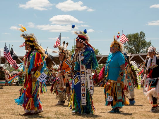 The Sisseton Wahpeton Oyate tribe conducted its 149th