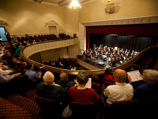 The Eichelberger Performing Arts Center will host Disney's
