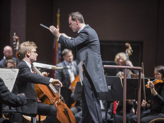 The Springfield Symphony Orchestra will perform their
