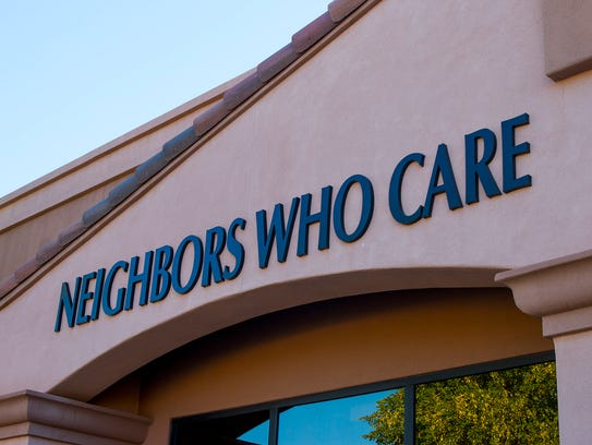 Neighbors Who Care is a collection of volunteers who