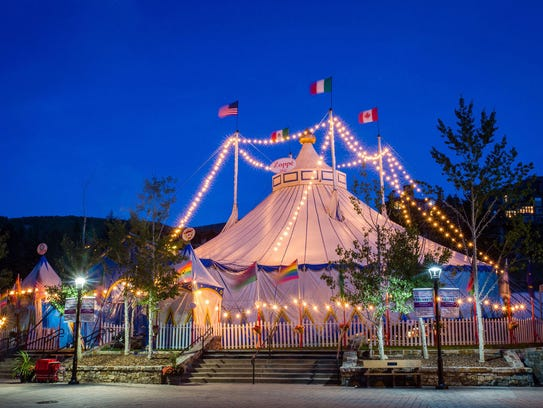 The Zoppe Family Circus at Chandler Center for the