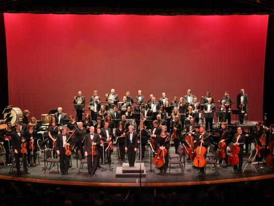 Michigan Philharmonic.