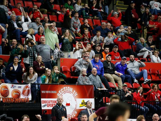 Trojan supporters figure to be back in full force this weekend in Binghamton.