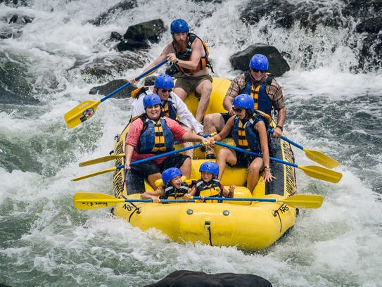 McLaughlin Whitewater Design Group developed a2½ mile