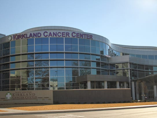 The Alice and Carl Kirkland Cancer Center, a service