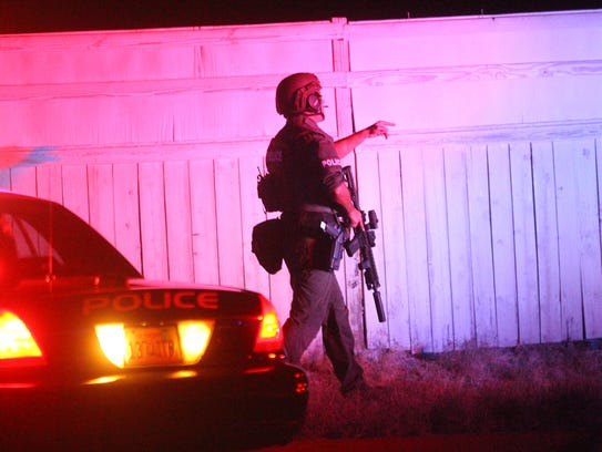 Palm Springs Police are called to a home where an individual