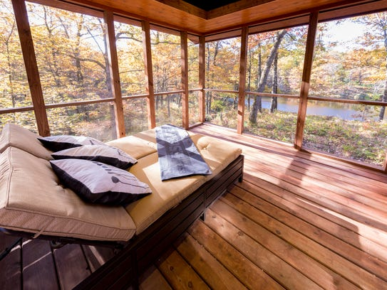 The one- and two-bedroom Premiere units at the Canoe