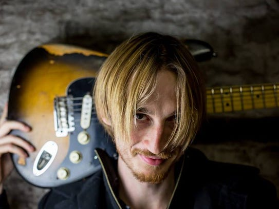 Blues singer-songwriter/guitarist Eli Cook performs