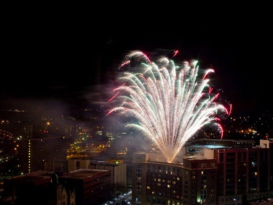 Downtown New Brunswick will celebrate New Year's Eve
