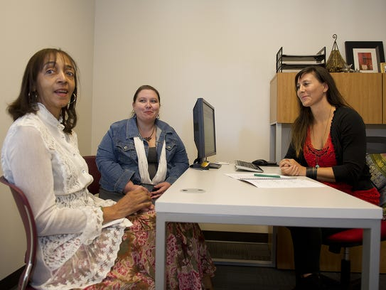 The Financial Empowerment Center provides one on one financial counseling at no cost to Davidson County residents.