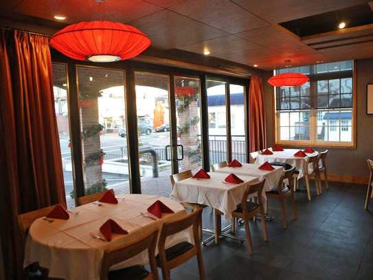 T.S. Ma Chinese Cuisine in Wyckoff is shown, Wednesday,