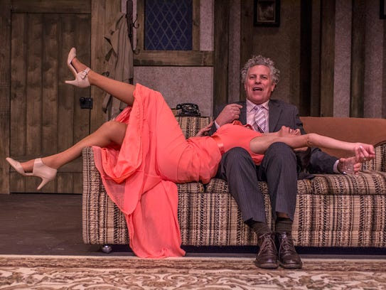 Tait Ruppert and Lilli Marques star in the revival