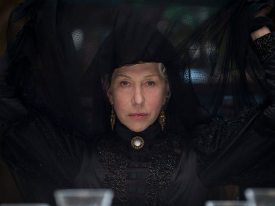 This image released by CBS Films shows Helen Mirren