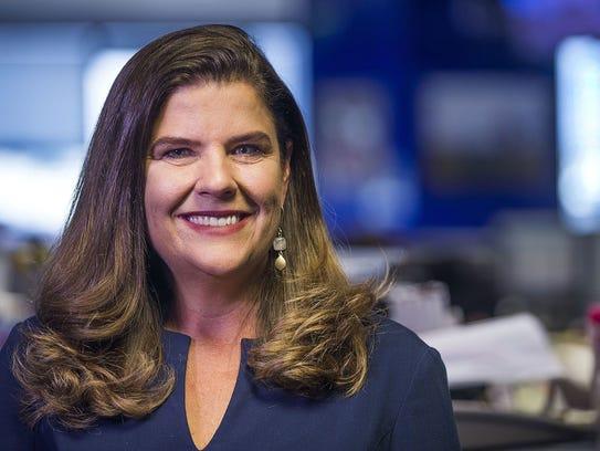 Nicole Carroll, USA TODAY editor in chief