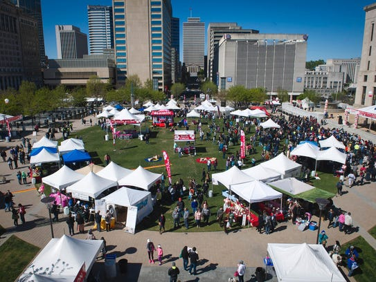 The annual Cherry Blossom Festival will take over Public Square on Saturday. And admission is free.