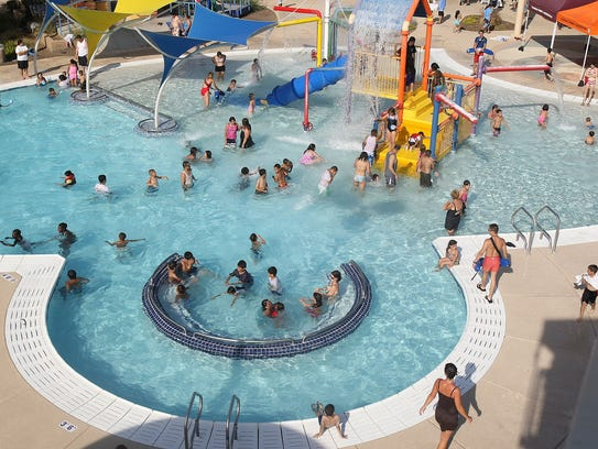 11 West Valley Public Pools Make A Splash In Buckeye Glendale Peoria Goodyear Litchfield
