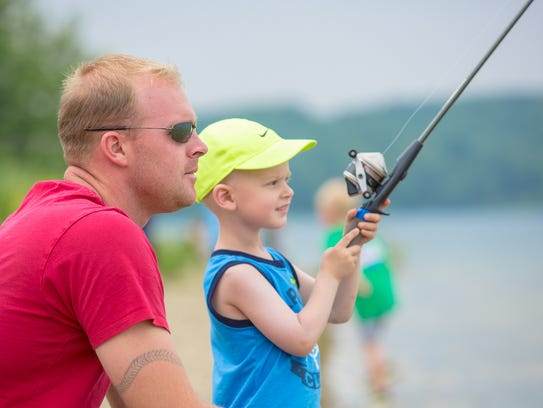 Your ultimate summer guide to outdoor fun in york for Pa fishing license prices