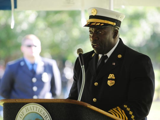 Hattiesburg Fire Chief Paul Presley has declined to