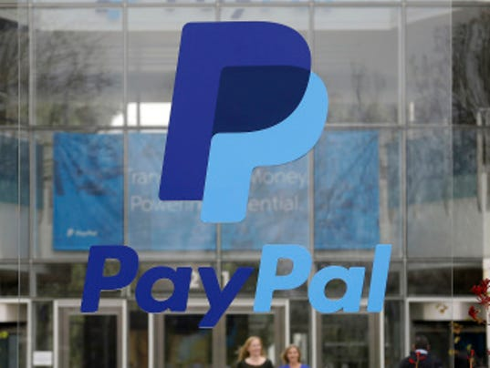 AP PAYPAL STOCK F FILE USA CA