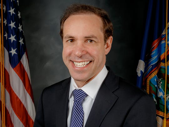 New York State Health Commissioner Dr. Howard A. Zucker