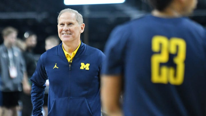 John Beilein, Michigan agree on contract extension