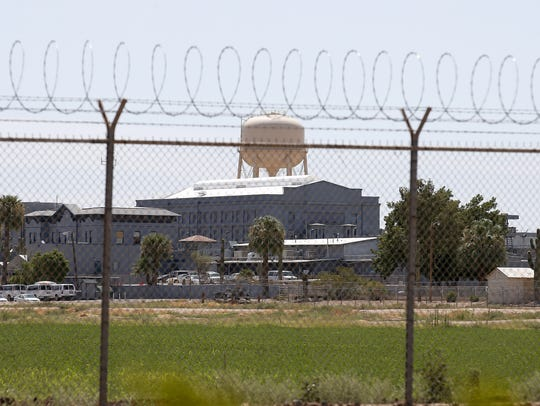 Prisión de Florence, Arizona.