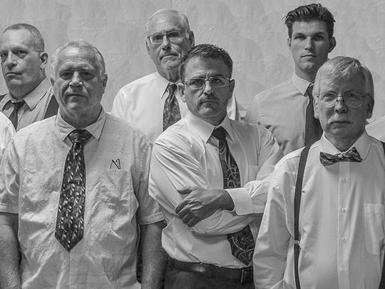 "The Riverfront playhouse performs ""Twelve Angry Men"""
