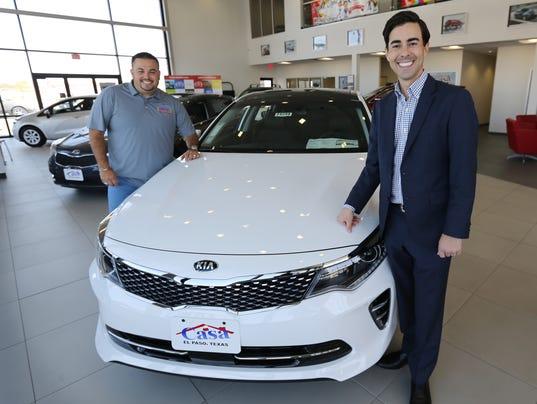 Kia El Paso - Casa Auto Group Buys Kia Dealership