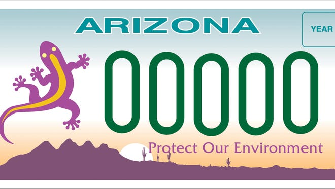 More license plates: Motorists can now support professional golf and hockey teams as well as firefighters and community colleges. The bill, which expanded Arizona's specialty license plate options, adds to the more than 50 plates the MVD currently offers.
