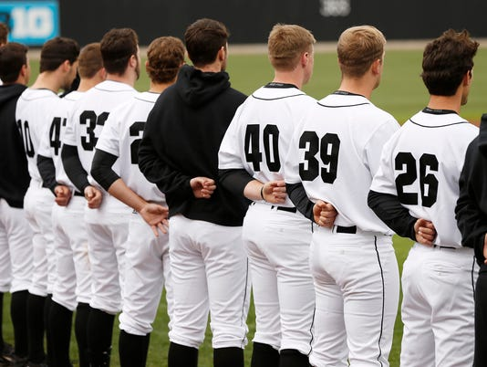 LAF Purdue baseball Kent State