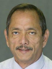 Vice Speaker Benjamin Cruz