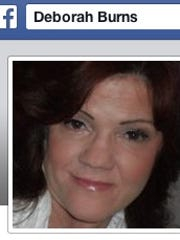 Facebook photo of Deborah Burns, Spring Valley homicide