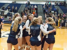 Highlights from Class A district final between Gull Lake and Lakeview