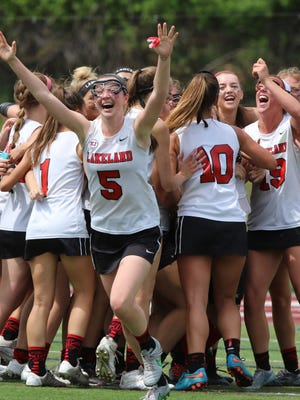 Senior Melissa O'Connor and the Lakeland girls' lacrosse team takes aim at another Passaic County Tournament title later this season.