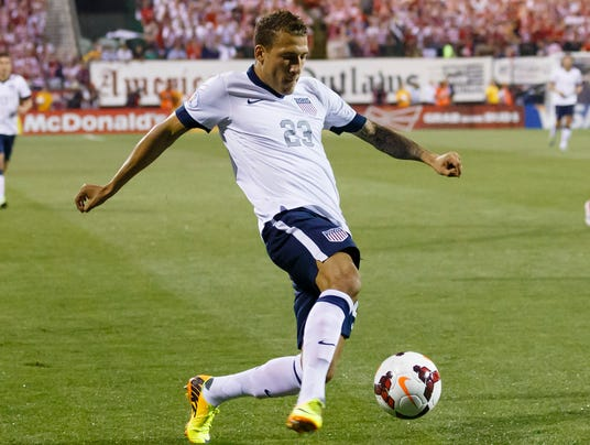 USP Soccer_ World Cup Qualifier-Mexico at USA