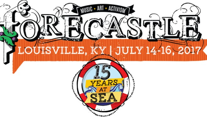 The Forecastle Festival has announced its lineup of bourbons.