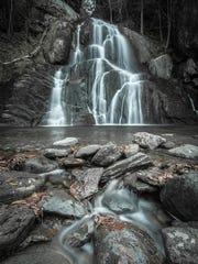 Waterfall in Stowe
