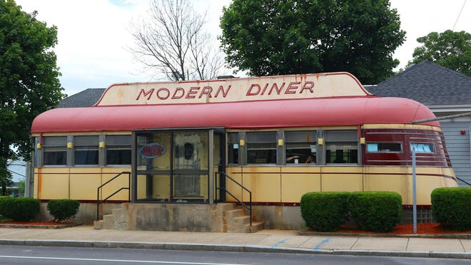 The Modern Diner, owned by Nick Demou, has reopened in Pawtucket for takeout and limited indoor seating.