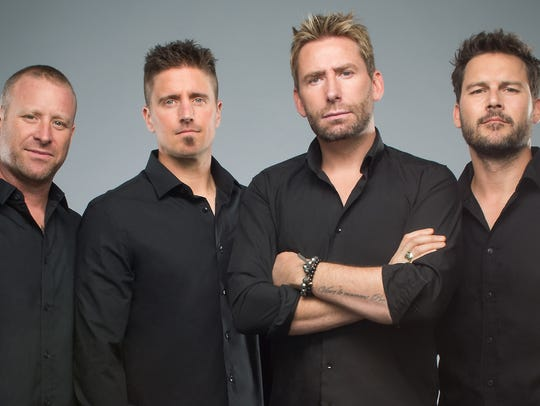 Nickelback with special guest Daughtry will perform