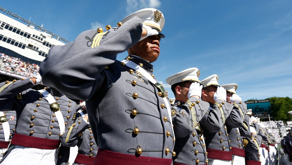 Mattis at West Point: Terrorists must not define 'our sense of the norm'