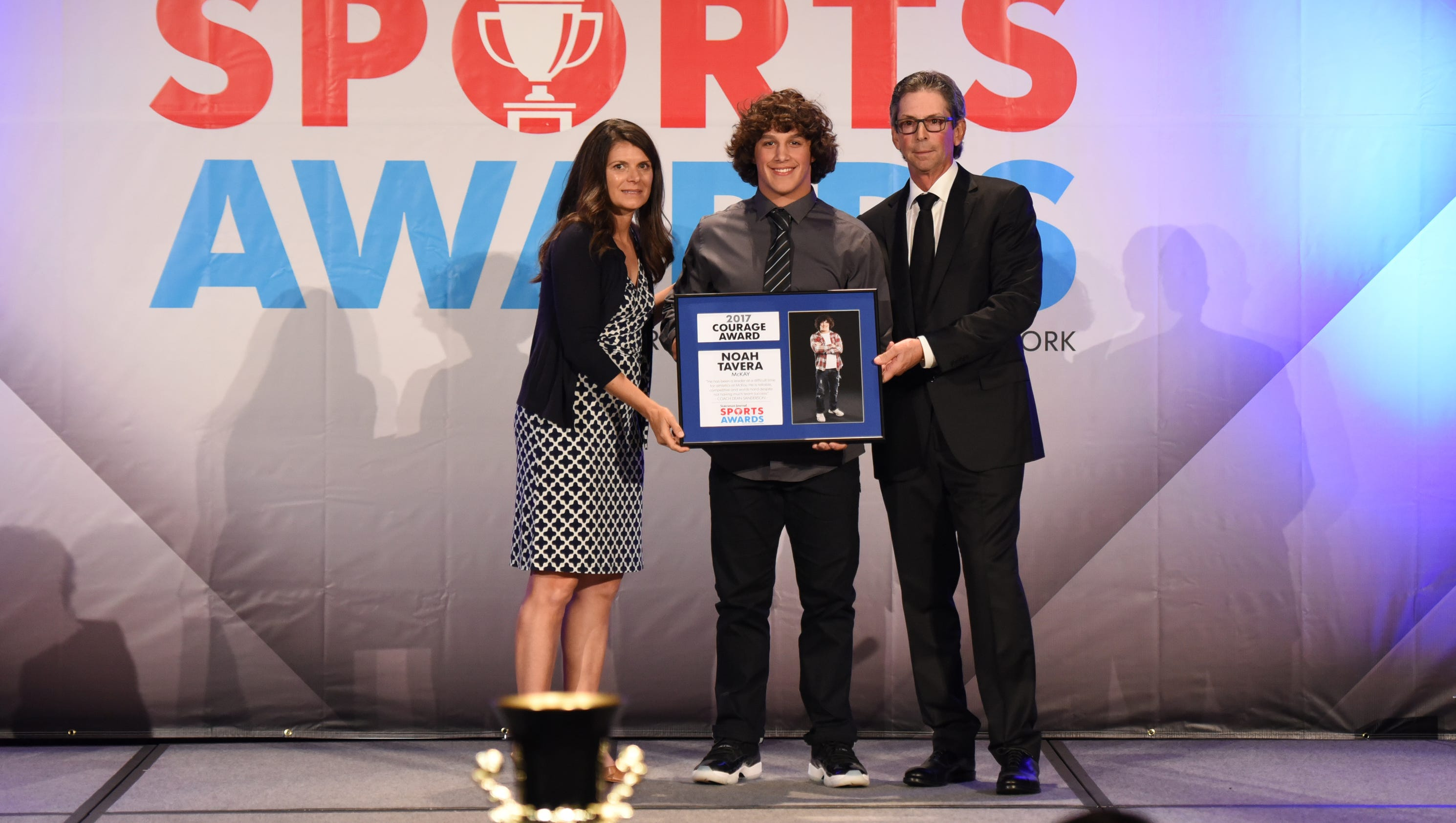 Nominate a deserving high school athlete today