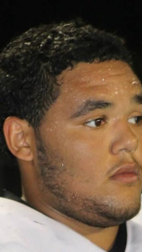 Asheville High lineman Holton Brown will be part of Wednesday night's East-West All-Star football game in Greensboro.