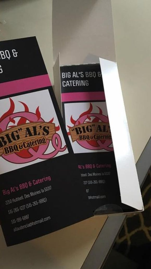 Big Al's BBQ & Catering will open a second location