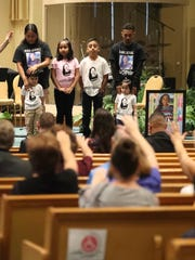 Rita Hernandez, her children and her partner, Uribe Jimenez, were prayed for during the vigil for her missing daughter Dianna. A vigil was held in honor of Diana Alvarez's birthday. She would have turned 11 Thursday, May 17, 2018. The vigil was open to the public and was held at Estero United Methodist Church, in Estero, Florida. The man suspected in the 9-year-old's 2016 disappearance is suspected in her death. Though her body has not been found, Jorge Guerrero-Torres is accused of killing Diana.